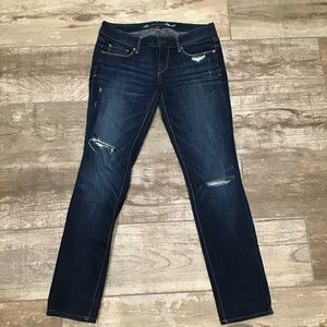 American Eagle | Skinny Dark Wash Jeans